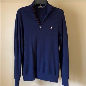 Polo Ralph Lauren 1/4 Zip up sweater